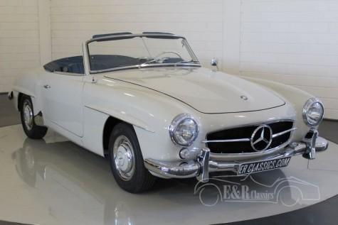 Mercedes-Benz 190SL Cabriolet 1960 kaufen