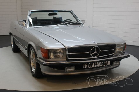 Mercedes-Benz 450SL 1973  kaufen