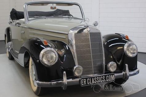 Mercedes-Benz 220A cabriolet 1952 kaufen
