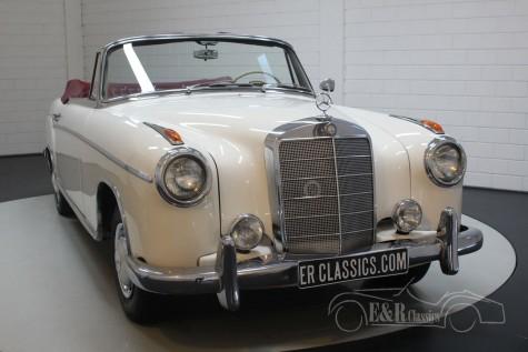 Mercedes-Benz 220SE Ponton Cabriolet 1960 kaufen