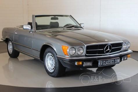 Mercedes-Benz SL 280 Kabriolett 1980  kaufen