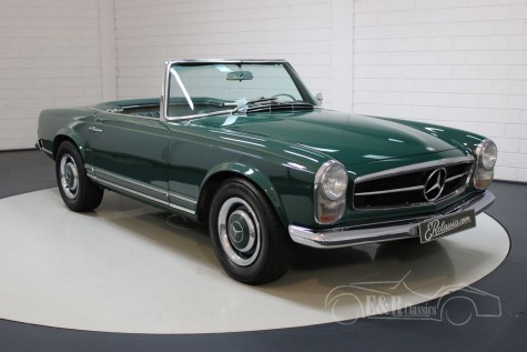Mercedes-Benz 230SL Pagode 1965 kaufen
