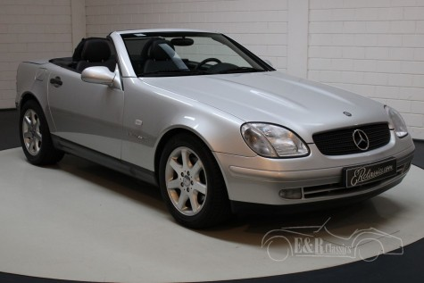 Mercedes-Benz SLK230 1998 kaufen