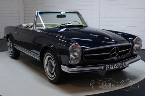 Mercedes-Benz 250SL 1968  kaufen