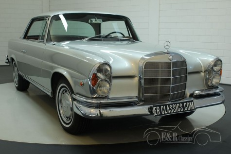 Mercedes-Benz 280SE Coupe 1968 kaufen