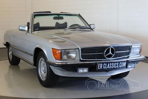 Mercedes-Benz 280 SL 1978 Cabriolet kaufen