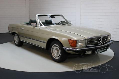 Mercedes-Benz 350SL convertible 1972 kaufen