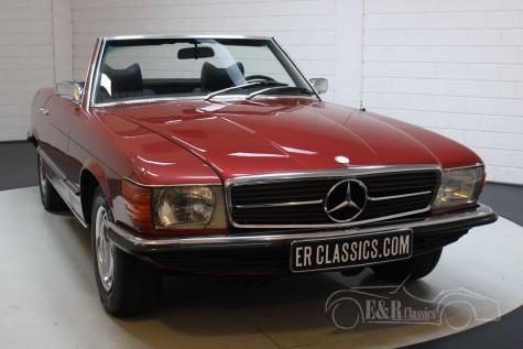 Mercedes-Benz 350SL Cabriolet 1971  kaufen