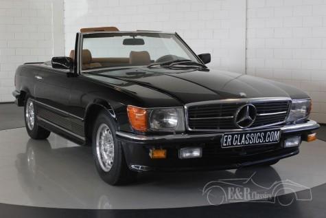 Mercedes-Benz 380 SL Cabriolet 1985 kaufen