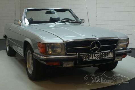 Mercedes-Benz 450SL Kabriolett 1972  kaufen