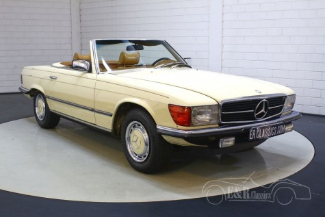 Mercedes Benz 450 SL kaufen