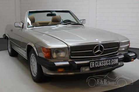 Mercedes-Benz 560 SL Roadster 1986 kaufen