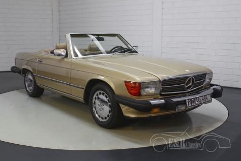 Mercedes-Benz 560 SL Cabriolet  kaufen