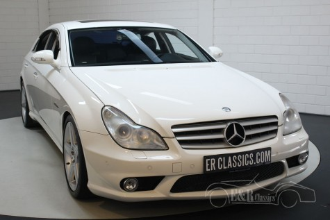 Mercedes Benz CLS 55 AMG 2005  kaufen