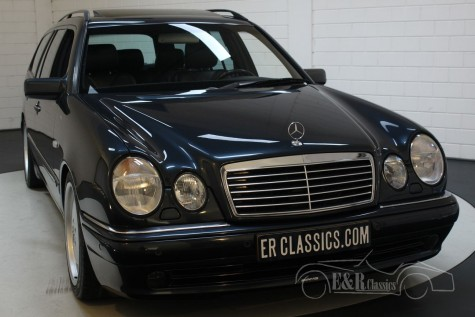 Mercedes-Benz E55 AMG Combi 1999  kaufen