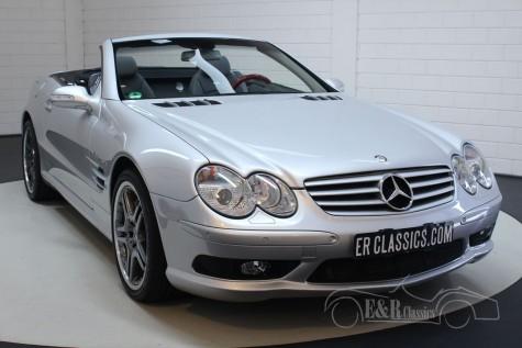 Mercedes-Benz SL 55 AMG 2003 kaufen