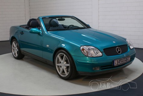 Mercedes-Benz SLK 200 kaufen