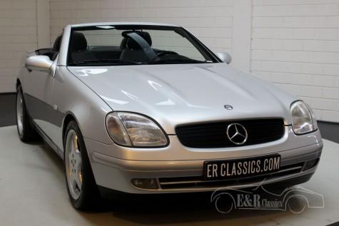 Mercedes SLK 200 kabriolett 1998 kaufen