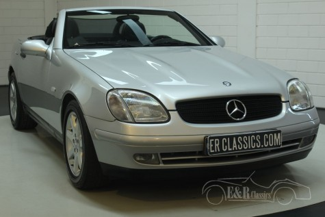 Mercedes Benz SLK 200 Kabriolett 1999  kaufen