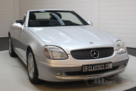 Mercedes-Benz SLK200 2000 kaufen
