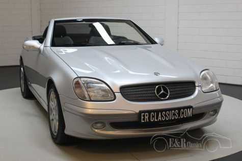 Mercedes-Benz SLK 200 2001 kaufen