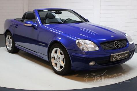 Mercedes-Benz SLK 200 2002 kaufen