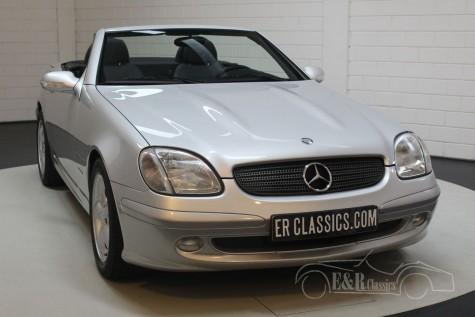 Mercedes-Benz SLK 200 2003 kaufen