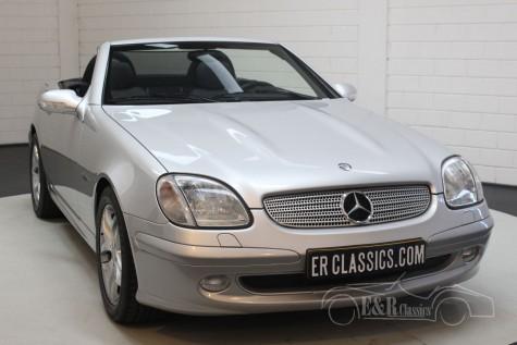 Mercedes-Benz SLK 200 Kompressor 2003 kaufen