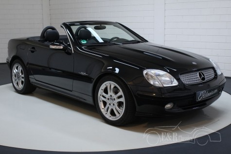 Mercedes-Benz SLK 200 Final Edition 2003  kaufen
