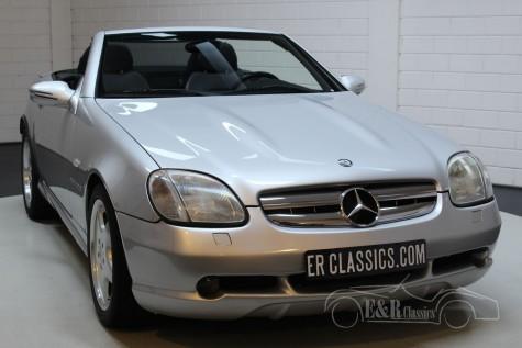 Mercedes-Benz SLK 230 1997 kaufen