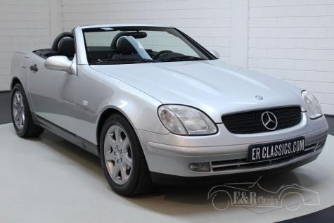 Mercedes-Benz SLK 230 Kompressor 1999  kaufen