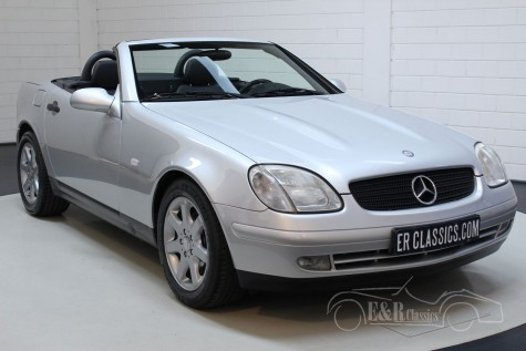 Mercedes-Benz SLK 200 1999  kaufen