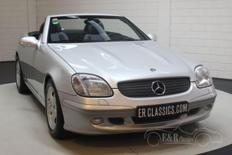 Mercedes-Benz SLK 320 2000  kaufen
