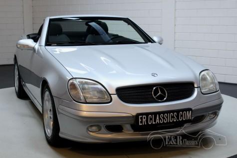 Mercedes Benz SLK 320 2001 kaufen