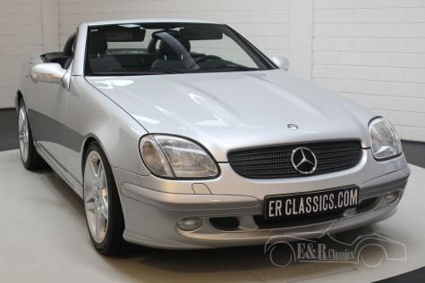 Mercedes-Benz SLK 320 V6 2003 kaufen