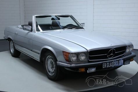 Mercedes-Benz 280SL cabriolet 1984 kaufen