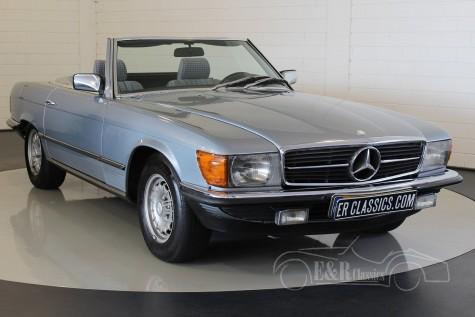 Mercedes-Benz 280 SL Cabriolet 1983 kaufen
