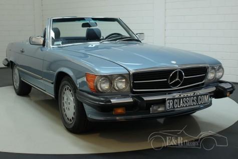 Mercedes-Benz 560 SL 1988 kaufen