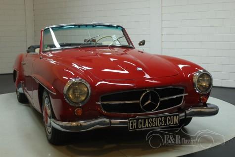 Mercedes-Benz 190SL 1956  kaufen