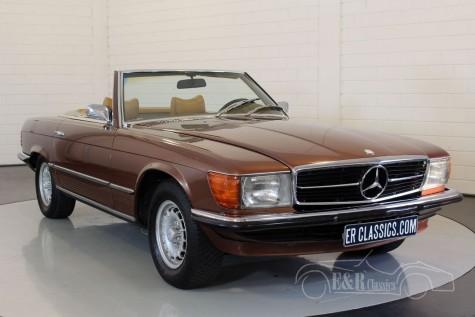 Mercedes-Benz 350SL 1972  kaufen