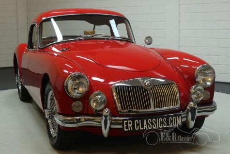 MGA 1600 Coupe 1961  kaufen