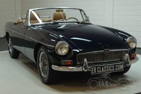 MG B Kabriolett 1963  kaufen