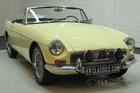 MG B Kabriolett 1968 kaufen