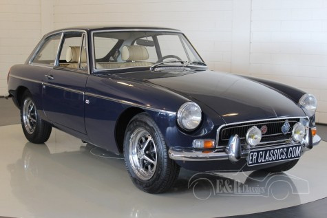 MG MGB GT Coupe 1972  kaufen