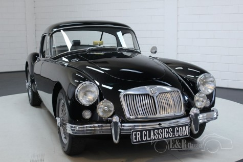 MGA 1500 Coupe 1957 kaufen