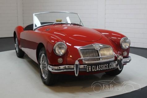 MGA 1500 Kabriolett 1958 kaufen