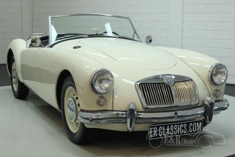 MGA cabriolet 1958  kaufen