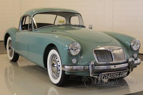MG MGA Coupe 1959  kaufen