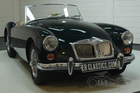 MG A MKII Kabriolett 1961  kaufen