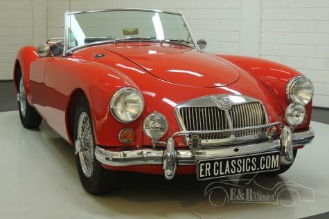 MG A Kabriolett 1962 5-Gang Schaltgetriebe kaufen